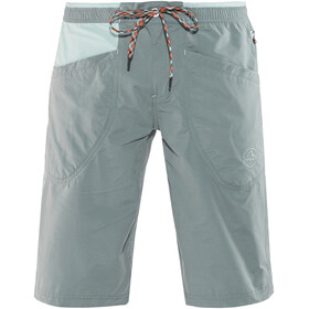 La Sportiva M's Leader Shorts Slate/Stone Blue